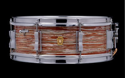 Ludwig Oyster Pink Pearl Jazz Festival