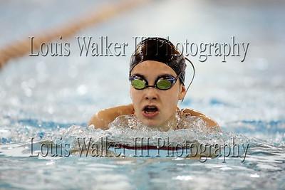 Swimming - Prep School 2016
