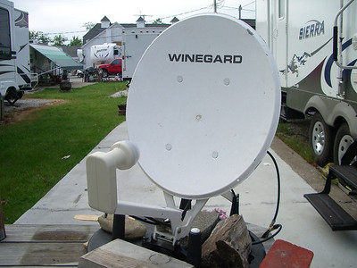 RV WIFI Booster