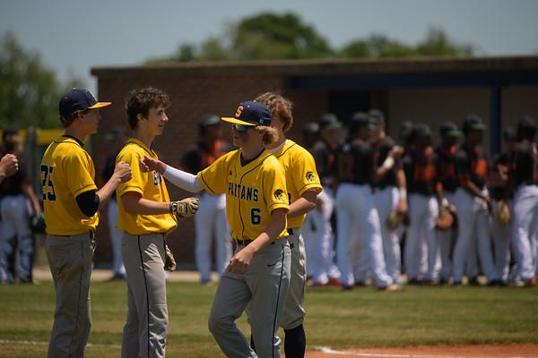 Sayre Baseball vs. FDHS 31MAY2021