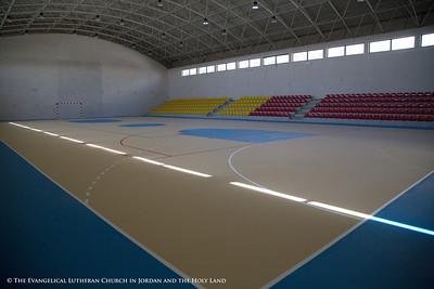 Dar al-Kalima Sports Center in Bethlehem
