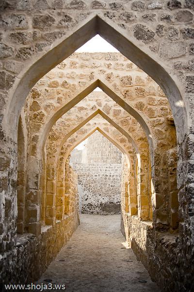 قلعة البحرين - Bahrain Fort