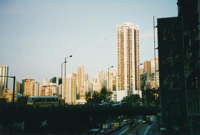 Hong Kong & Macau December 1995
