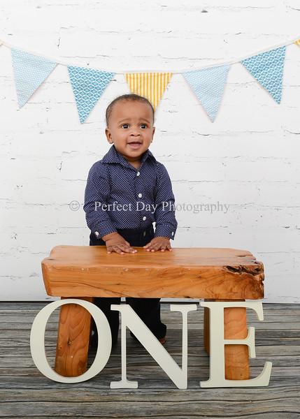 Jeremiah 1st birthday