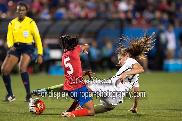 Concacaf-Women's Olympic Qualifying Championship