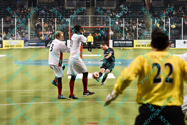 St. Louis Ambush vs Pennsylvania - 11/22/13