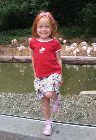 A Fun Day at the Atlanta Zoo, October 2006