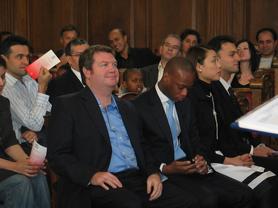UK Naturalisation Ceremony, 8.10.2007