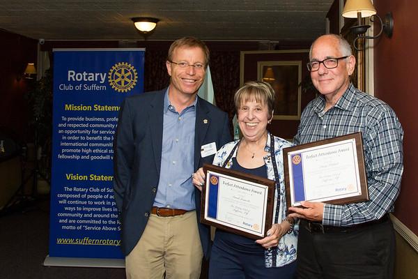Suffern Rotary Charter Night