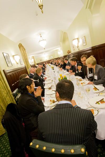 PATA - House of Commons Dinner, 5th November 2012