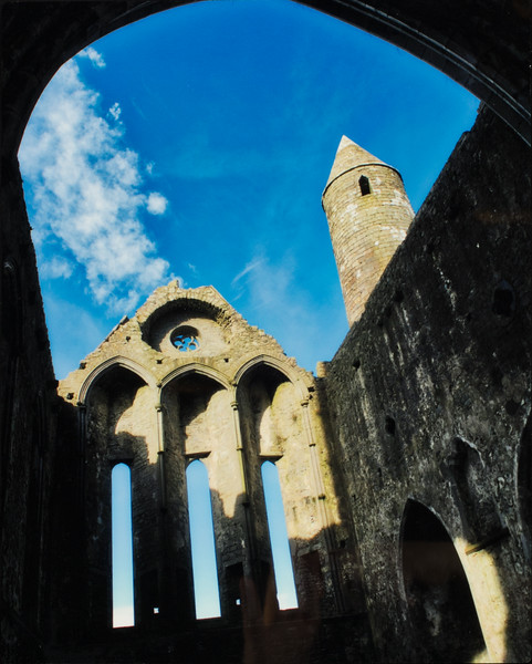 The Rock of Cashel Cathedral - Ireland