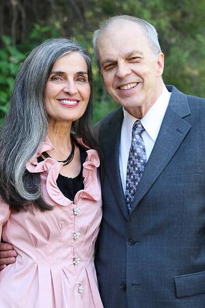 Ric and Margie Ott Wedding