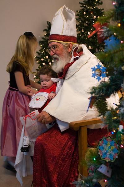 2008 St. Mary Altar Society Christmas Party