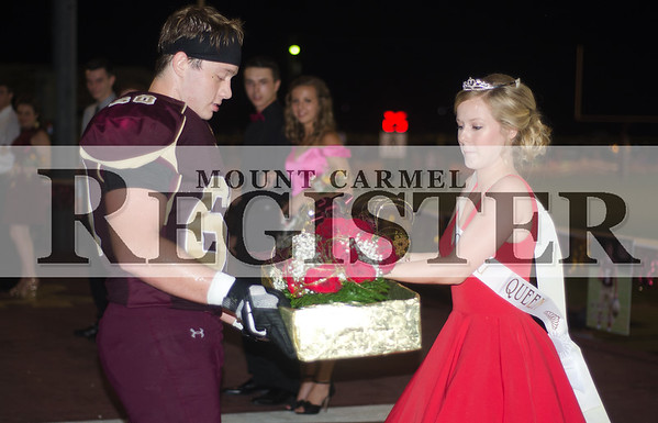 2016 - MCHS Homecoming ceremony