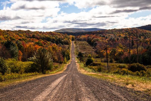 Catskill Mountains, New York State