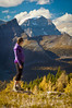 """Autumn at Healy Pass"" IV, Banff National Park, Alberta, Canada."