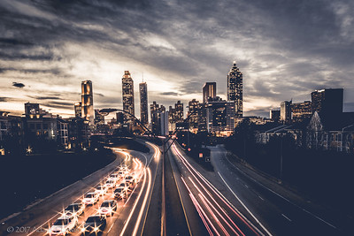 Atlanta and other Cityscapes