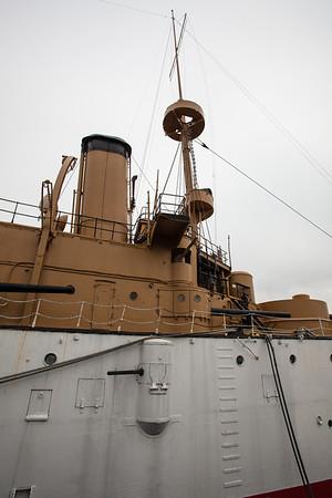 USS Olympia C-6