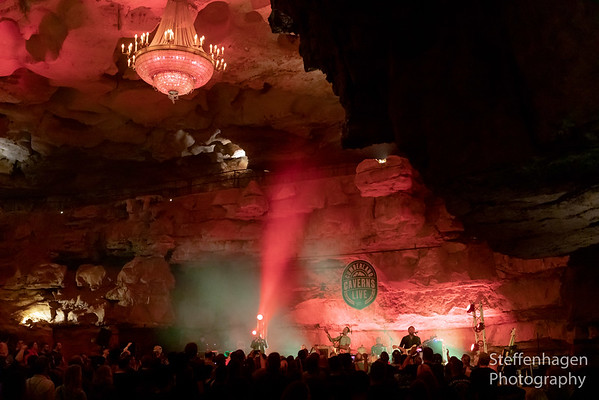 Murder By Death @ Cumberland Caverns, Night 2 - 2019