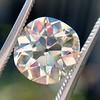 3.56ct Antique Cushion Cut Diamond 7