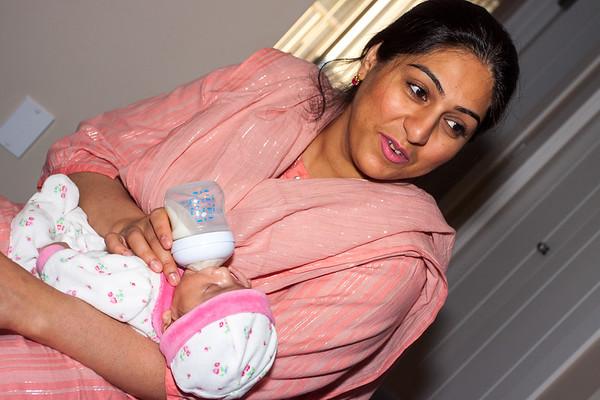 2013 June 13  Zanab is here!