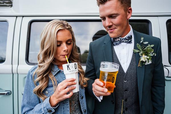 Katie & Dom Wedding