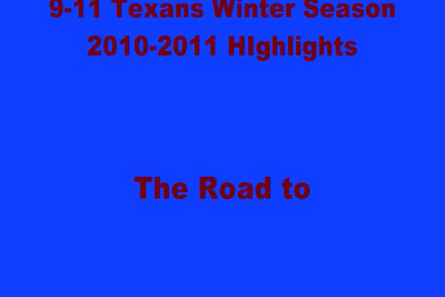 Coast to Coast Football Winter Season 2010-2011 VIDEOS