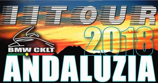 II TOUR BMWCKLT PELA ANDALUZIA 25 A 30-4-18