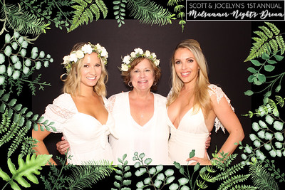August 03, 2019 - Scott & Jocelyn's 1st Annual Midsummer Night's Dream
