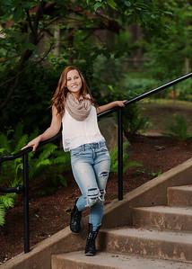 Madison Walsh Senior 2015