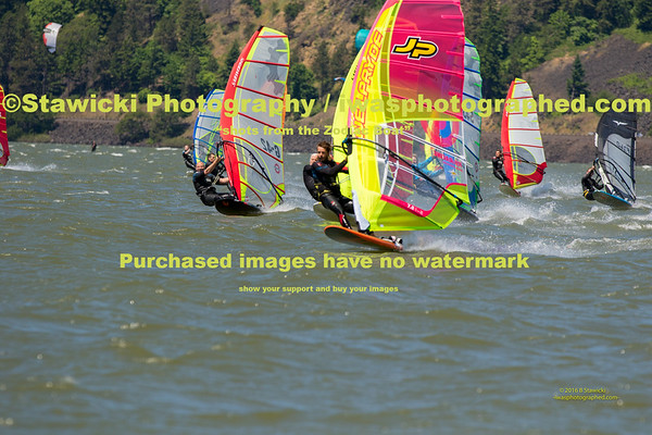 Gorge Cup Windsurfing Race #1 2017.05.20. 378 images