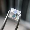 1.38ct French Cut Diamond GIA J VVS1 4