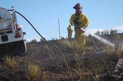 Kettledrum Brush Fire