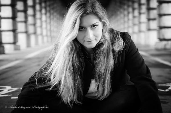 Sarah C., Rencontre Au Pont de Berçy