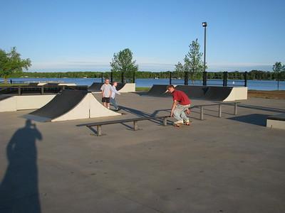 Crosby Skatepark 6-7-08