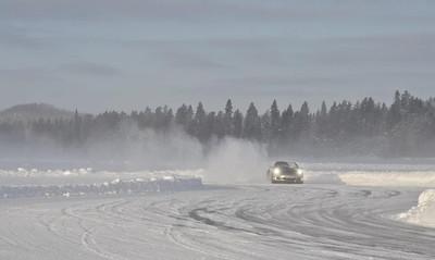 Vurrusjøen januar 2012