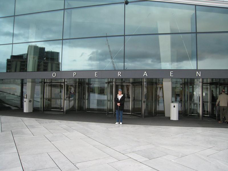 Oslo, Norway - Opera House