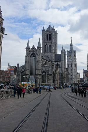 Brugge / Gent (Belgium)  Mar 29 - Apr 1, 2018