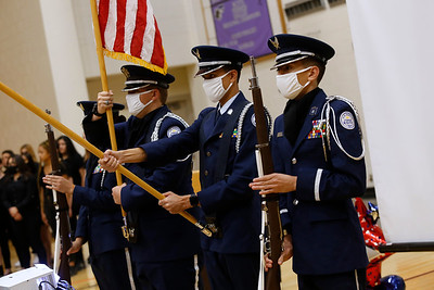 9/11 Remembrance Ceremony at Franklin High School