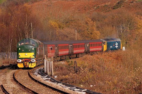 Arriva Trains Wales Loco Hauled Farewell 4th December 2005