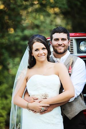 The Walker - Garrett Wedding