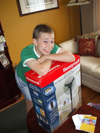 06 Kyle's 10th Birthday