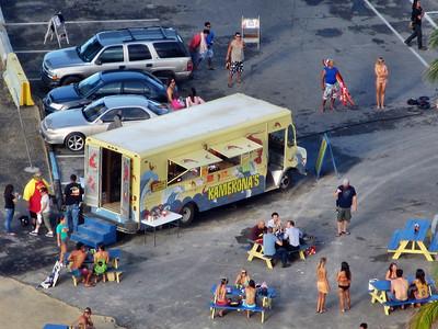 Hawaii 5-0 Filming at the Hilton Hawaiian Village