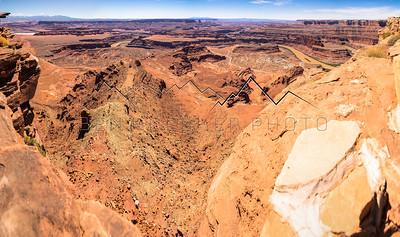 Deadhorse Point, Canyonlands National Park, UT