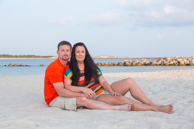 The Croft Family Panama City Beach 2015 - Sun Fun Photo
