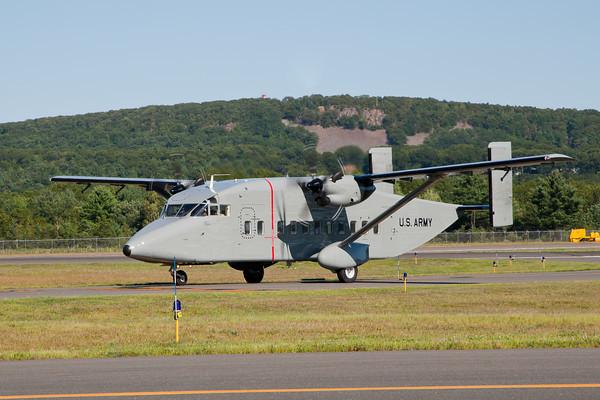 C-23 Sherpa Arrival 8/20/10
