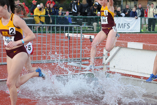 2013 Big Ten-TF Wmn 3K Steeple
