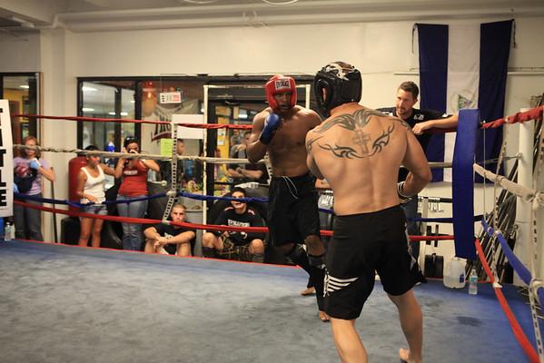Fight #4 Mike vs Al