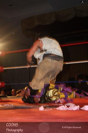DGUSA 3/31/12 - Sami Callihan vs Sabu