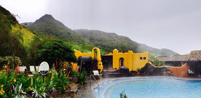 Papallacta Mountain Spa